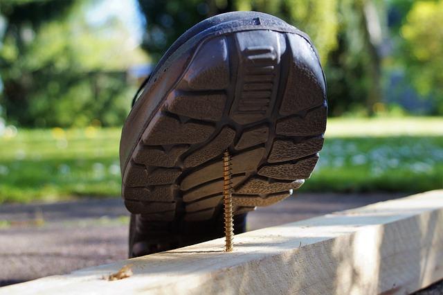 ミドリの安全靴